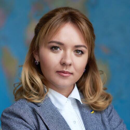 Galyna Olegivna Mykhailiuk
