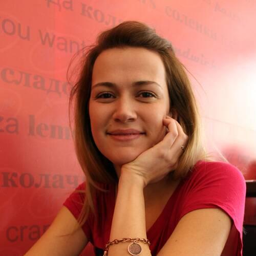 Irena Jordanova