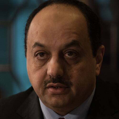 Khalid bin Mohammad Al Attiyah