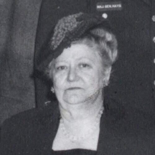 Mary Louise Marshall