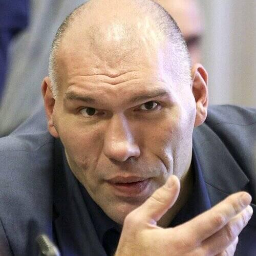 Nikolai Valuev