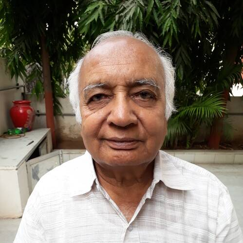 Shirish Panchal