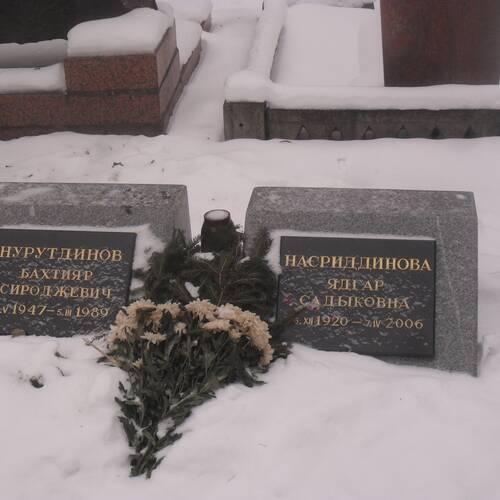 Yodgor Nasriddinova