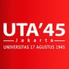 17 August 1945 University logo
