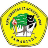 17 August 1945 University, Samarinda logo