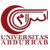 Abdurrab University logo