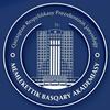 Academy of Public Administration under the President of Kazakhstan logo