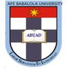 Afe Babalola University logo