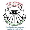 African Rural University logo