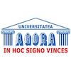 Agora University of Oradea logo