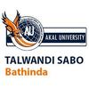 Akal University logo