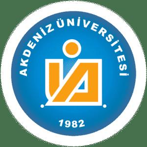Akdeniz University logo