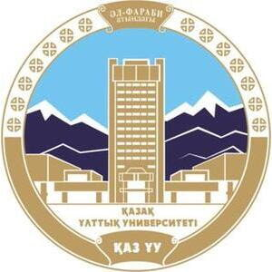 Al-Farabi Kazakh National University logo