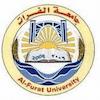 Al-Furat University logo