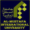 Al Mustafa International University logo