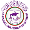 Al-Zahra College for Women logo