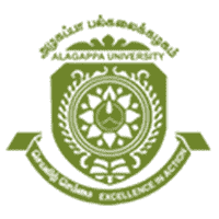 Alagappa University logo