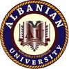 Albanian University logo