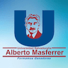 Alberto Masferrer Salvadorean University logo