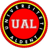 Aldent University logo