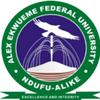 Alex Ekwueme Federal University, Ndufu-Alike logo