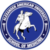 Alexander American University School Of Medicine logo