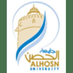 ALHOSN University logo