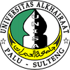 Alkhairaat University logo