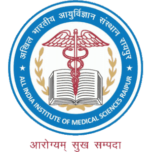 All India Institute of Medical Sciences Raipur logo