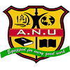 All Nations University College logo