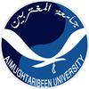 AlMughtaribeen University logo