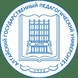 Altai State Pedagogical Academy logo