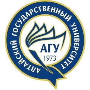 Altai State University logo