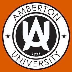 Amberton University logo