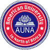 American University in North Africa logo