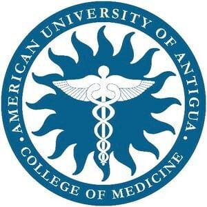 American University of Antigua logo