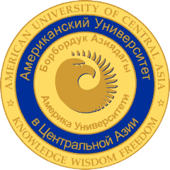 American University of Central Asia logo