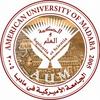 American University of Madaba logo