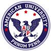 American University of Phnom Penh logo