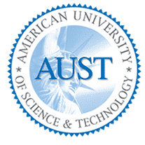 American University of Science and Technology logo