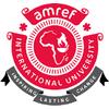 Amref International University logo