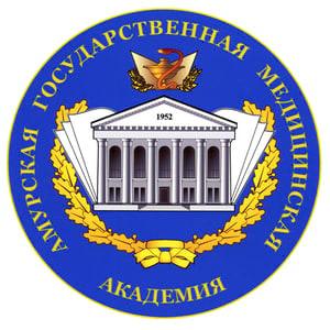Amur State Medical Academy logo