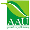 Anand Agricultural University logo