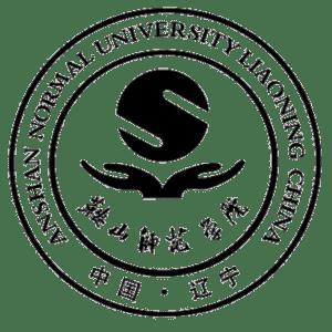 Anshan Normal University logo
