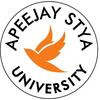 Apeejay Stya University logo