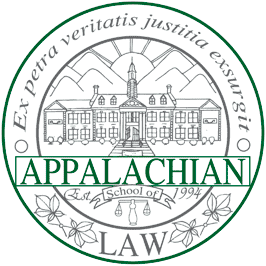 Appalachian School of Law logo