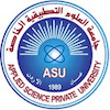 Applied Science Private University logo
