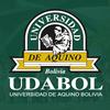 Aquino University Bolivia logo