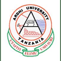Ardhi University logo