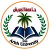 Arish University logo